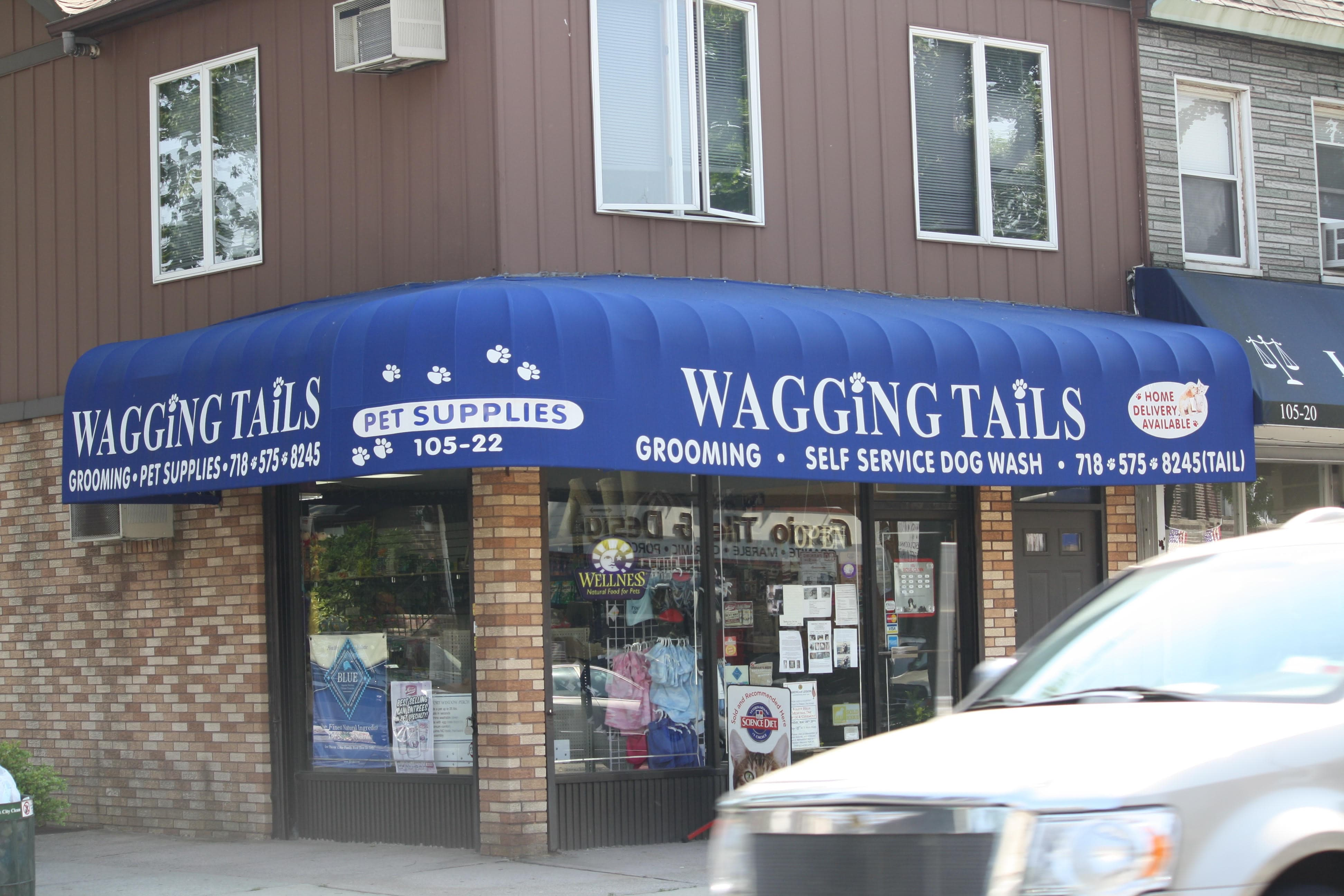 Wagging tails highest rated pet stores in queens ny storefront 20 min solutioingenieria Image collections