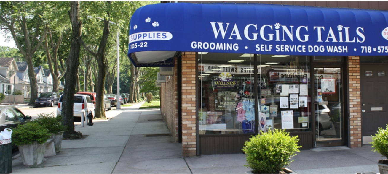 wagging tails (Main Slider Pic of Shop)