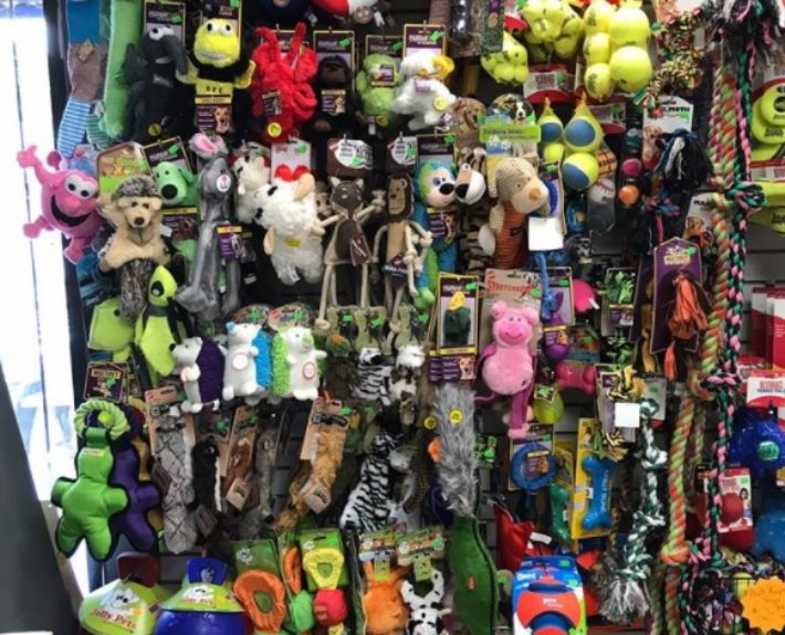 wagging tails (gallery pic 7 more toys)